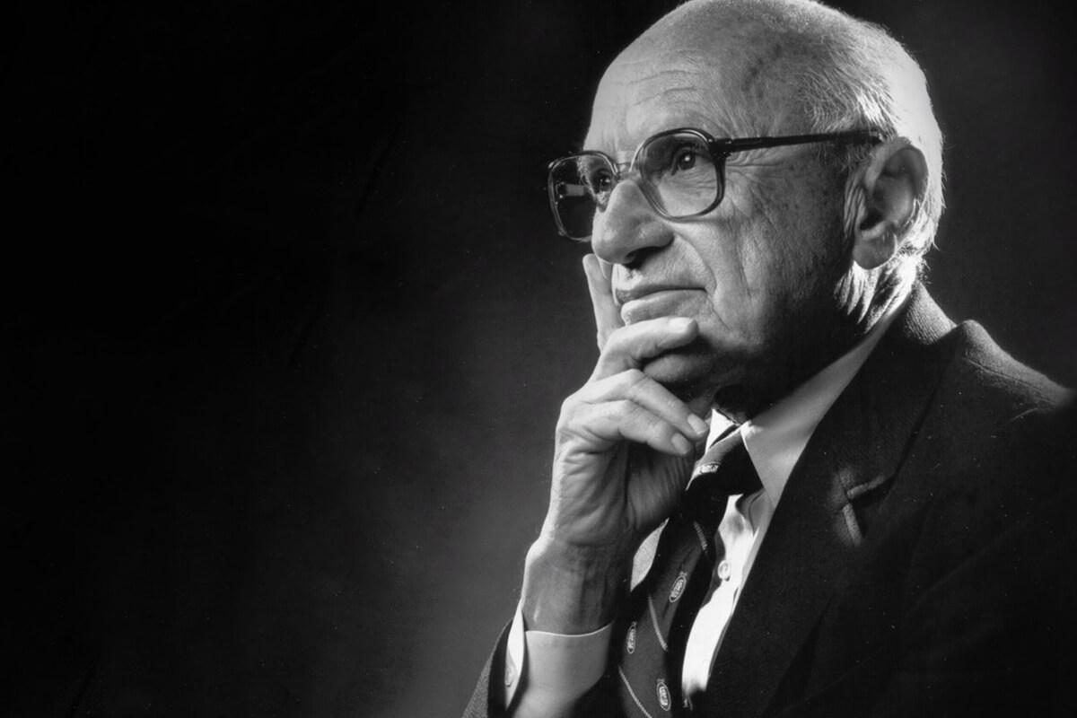 Milton Friedman - El Campeón de los Pobres