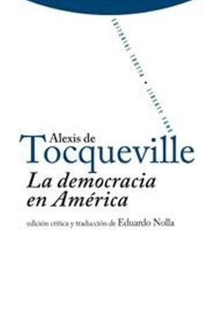 Tocqueville - La Democracia en América