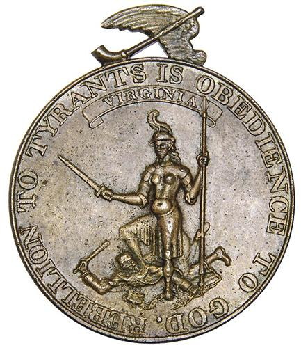 Rebellion_to_Tyrants_colonial_medal_Virginia